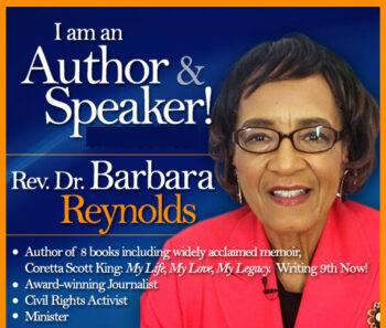 Dr Barbara Reynolds Reynolds News Service