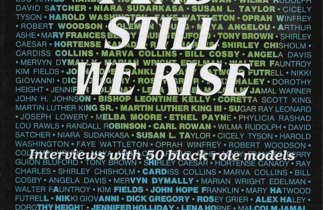 And Still We Rise Interviews with 50 black influencers dr barbara reynolds
