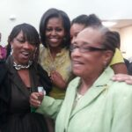 Michelle Obama and me