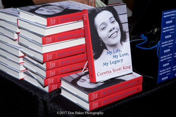 coretta scott king real memoirs my life, my love, my legacy