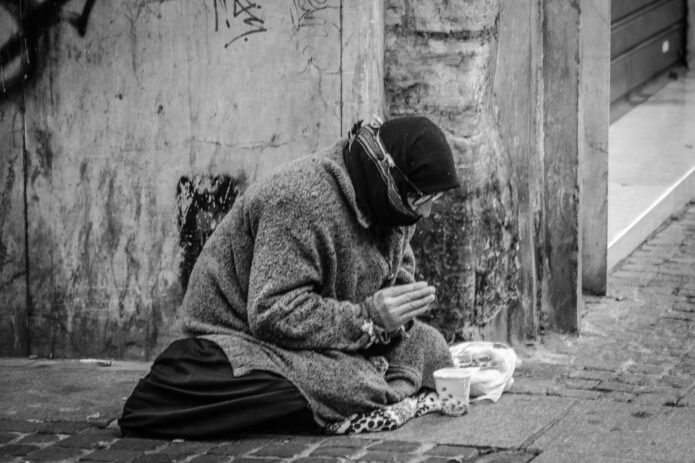 Homeless Woman in DC, A problem bigger than myself