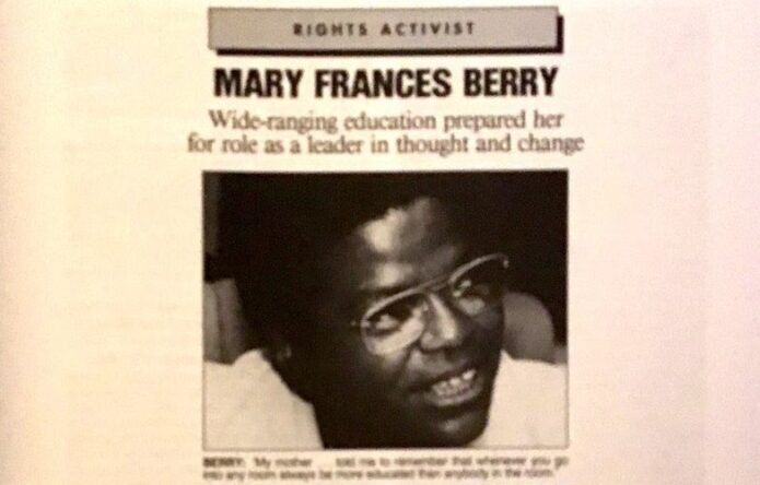 Mary Frances Berry