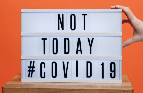 Not today Covid-19 coronavirus