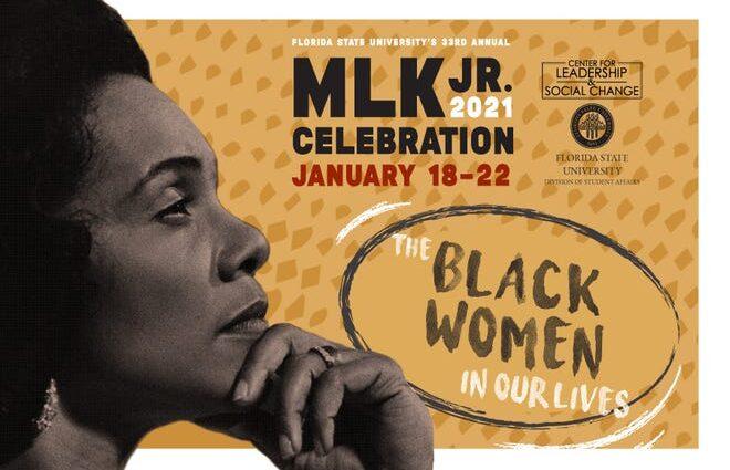 MLK JR 2021 Celebration at FSU